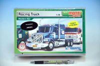 Stavebnice Monti 43 Racing Truck Western star 1:48 v krabici 22x15x6cm