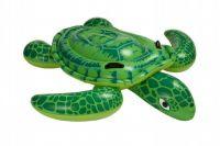 Lehátko želva s úchyty nafukovací 191x170cm