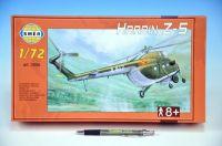 Model Harbin Z-5 23,3x29,2cm v krabici 34x19x5,5cm Směr