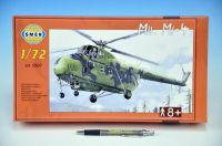 Model Mil Mi-4 23,3x29,2cm v krabici 34x19x5,5cm