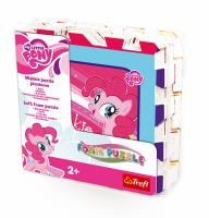 Pěnové puzzle My Little Pony/Hasbro 32x32x1cm Trefl