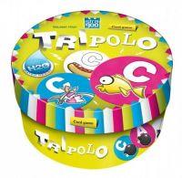 Tripolo společenská hra v plechové krabičce Bonaparte
