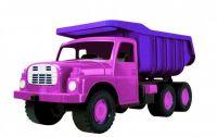 Auto Tatra 148 plast 73cm v krabici - růžová Dino