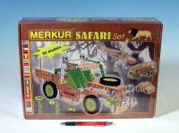 Stavebnice Merkur SAFARI Set 765ks v krabici
