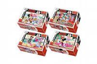 Minipuzzle Minnie & Daisy  54dílků asst 4 druhy v krabičce 40ks v boxu