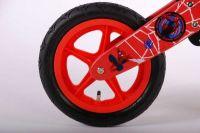 Odrážedlo Spiderman dřevo nosnost 30kg od 3 do 6 let Teddies