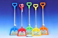 Lopata Wader plast/kov 65cm asst 3 barev od 12 měsíců nářadí