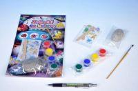 Malování na kameny na kartě SMT Creatoys