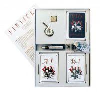 Pirtički společenská hra v krabici 17x24x4,5cm Teddies