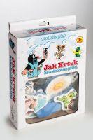 Vodolepky Krtek motiv Krtek a kalhotky pěnová sada hračka do vany Teddies