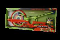 Luk s terčem, zbraně, dětské zbraně, dětský luk Alltoys
