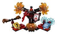 LEGO Nexo 70338 Knights Úžasný generál Magmar