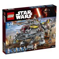 Lego Star Wars 75151 AT-TE kapitána Rexe