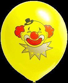 Balónky cirkus Alltoys