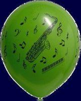 Balónky Koule - směs kulatých balónků