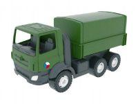 Auto Tatra 148 plast 30cm vojenská khaki v krabici