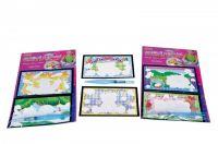 Kouzelné malování vodou 2ks v sáčku kretivní a výtvarné hračky SMT Creatoys