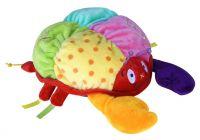 Krab plyšový pro nejmenší 28 cm, Krab