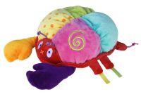 Krab plyšový pro nejmenší 28 cm, Krab Alltoys