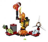 LEGO Nexo 70339 Knights Úžasný Flama