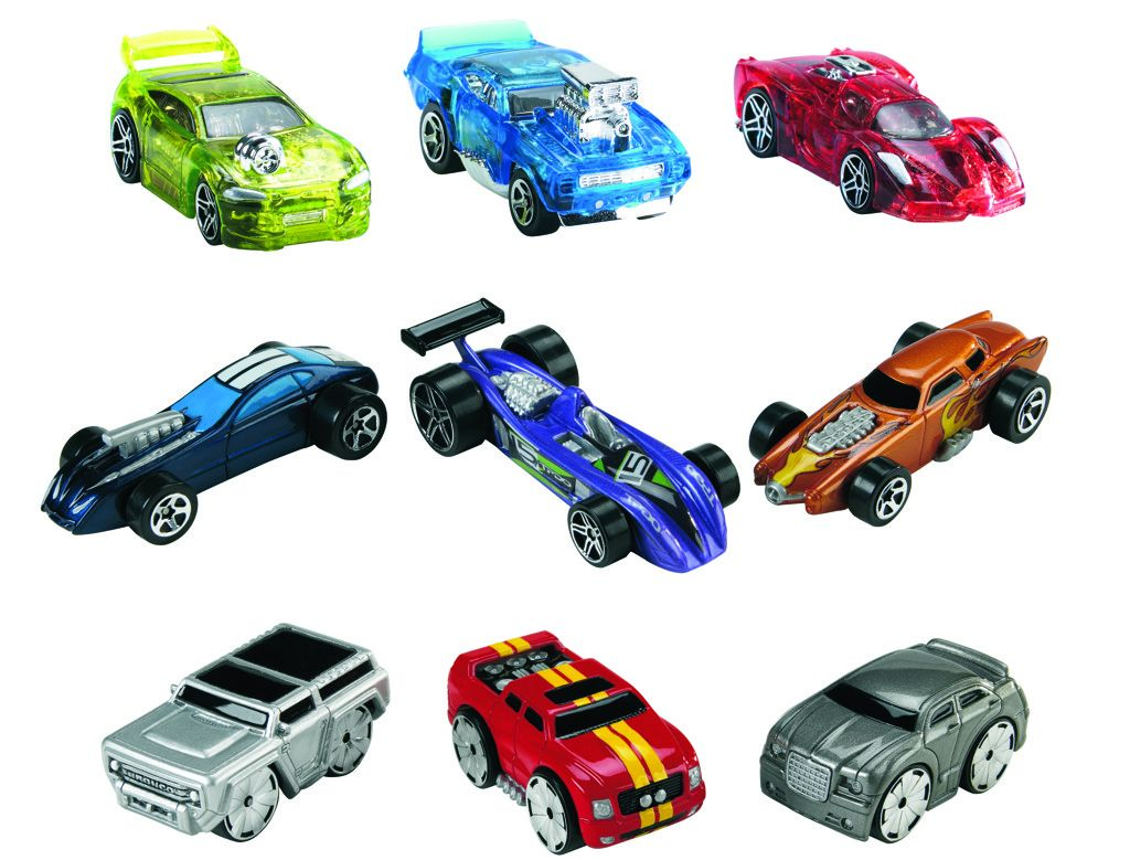 Hot Wheels Angličák Mattel