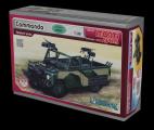 Stavebnice Monti 29 Commando Land Rover 1:35 v krabici 22x15x6cm Beneš a Lát