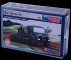Stavebnice Monti 30 Bundeswehr Mercedes Unimog 1:48 v krabici 22x15x6cm Vista