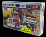 Stavebnice Monti 44 Dumper Truck Western star 1:48 v krabici 22x15x6cm Vista