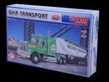 Stavebnice Monti 68 GKR Transport Western star 1:48 v krabici 32x20,5x7,5cm Vista