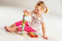 Kostky kubus Moje první zvířátka dřevo 9x9x3cm 9ks v krabičce 11x11x6cm od 12 měsíců Teddies