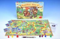 Loupežníci třeste se! společenská hra v krabici 33,5x23x3,5cm Dino