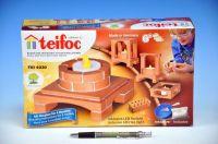 Stavebnice Teifoc Deco box svítící v krabici 29x18x8cm
