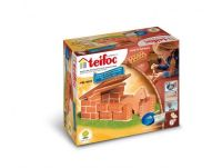 Stavebnice Teifoc Domek Horses v krabici 18x15x8cm Směr