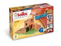 Stavebnice Teifoc Domek Sergio v krabici 29x18x8cm Směr
