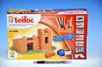 Stavebnice Teifoc Pevnost Margarita v krabici 29x18x8cm