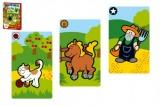 Černý Petr Moje první zvířátka společenská hra - karty v papírové krabičce MPZ