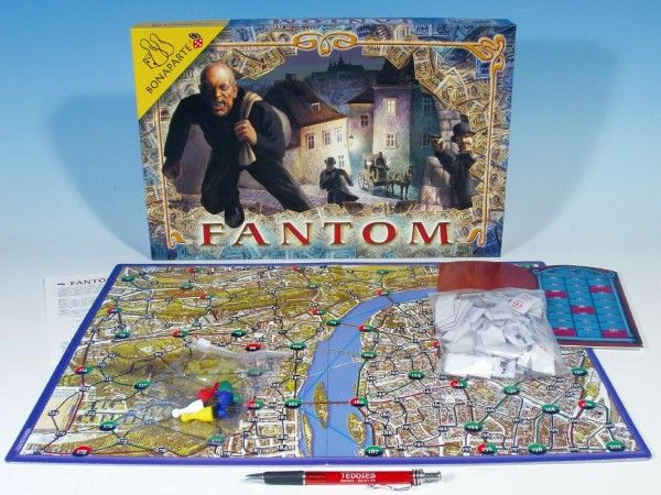 C)Fantom - společenská hra Bonaparte