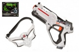 Territory laser game - single set (1 pistole, 1 maska) plast dětské zbraně