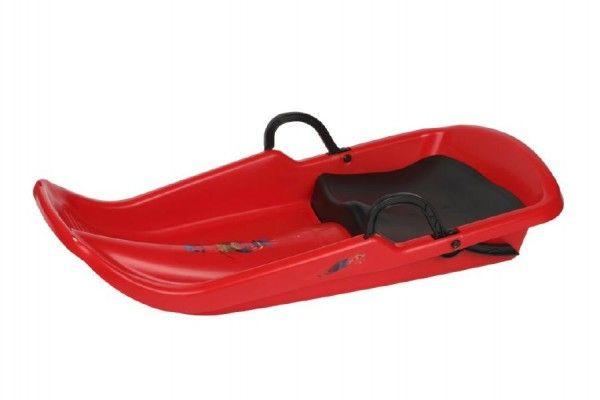 Boby Cyclone plast 80x40cm červené v sáčku Teddies