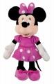 Minnie růžové šaty plyš 23cm 0m+ Dino