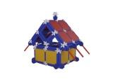 Stavebnice Seva 1 plast 222ks v krabici 34,5x29x4cm Beneš a Lát