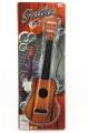 Kytara plast 40cm asst 2 barvy na kartě Teddies