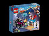 Lego Super Heroes 41233 Lashina™ a vozidlo do akce