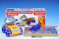Stavebnice Boffin Auto elektronická