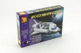 Stavebnice Dromader Kosmický Raketoplán 25462 180ks v krabici 25,5x18,5x4,5cm