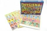 Hygiena společenská hra v krabici 28,5x20x3,5cm