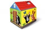 Domek/stan dětský Krtek 95x72x102cm v krabici Wiky