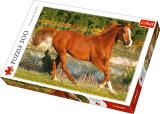 Puzzle Kůň 500 dílků 48x34cm v krabici 40x27x4,5cm Trefl