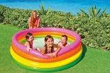Bazén nafukovací 4 komory 168x46cm v krabici Teddies