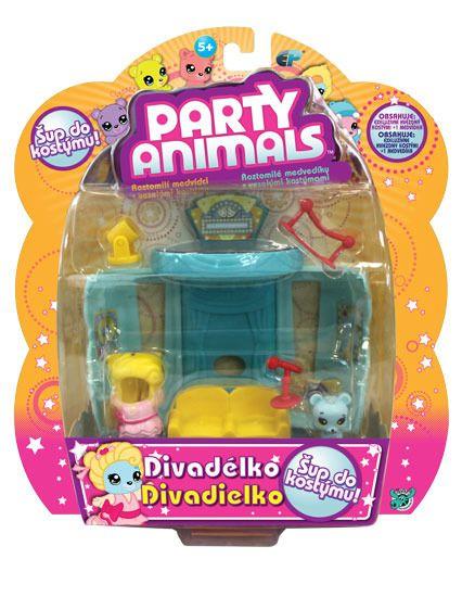 Party animals 2 hrací sada